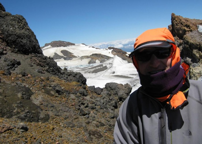 Ruapehu East Summit 2011