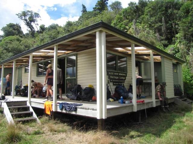 Alice Nash Memorial Heritage Lodge