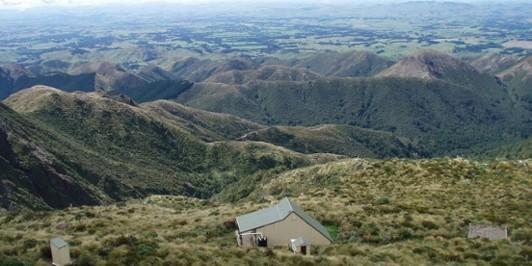 Longview hut