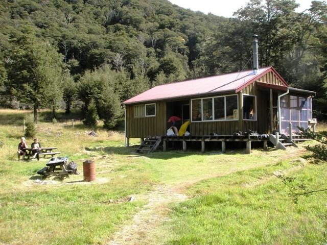 Boyle Flat Hut