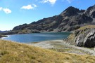 Fohn lake - Mt.Aspiring NP NZ