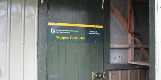 Supper Cove Hut
