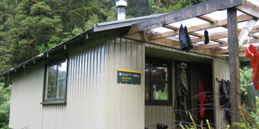 Kintail Hut