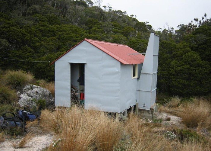 Ministry of Works Historic Hut