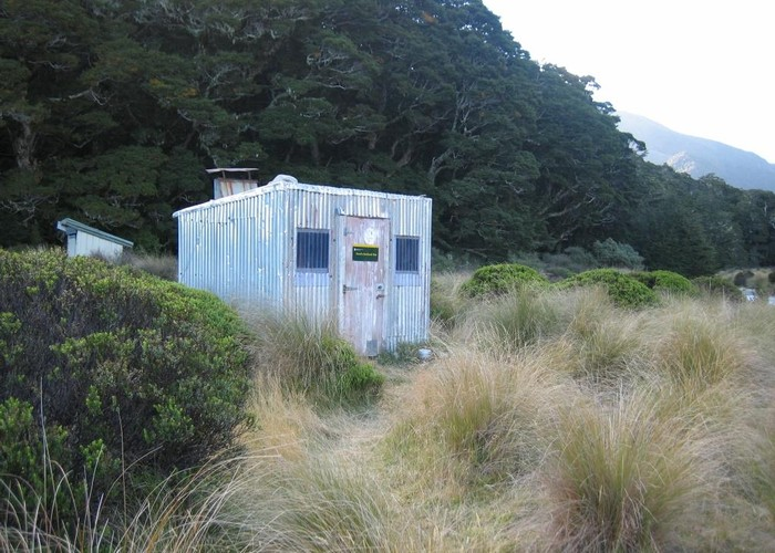 North Borland Hut
